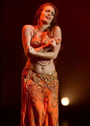danse orientale à paris
