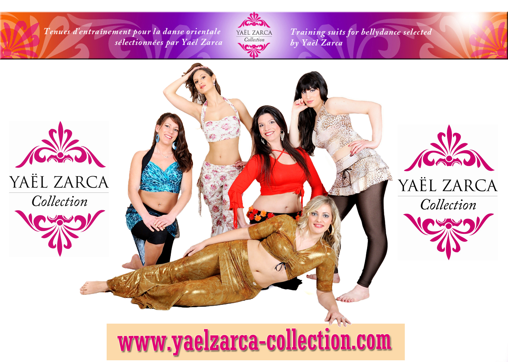 Tenues Yaël Zarca Collection