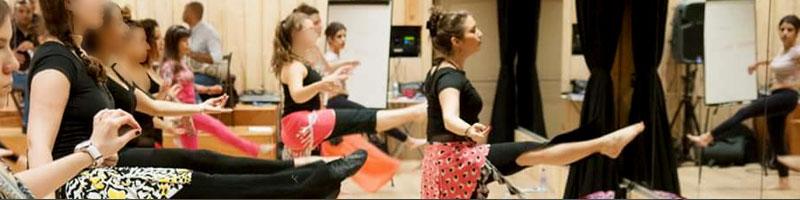 Se muscler avec la danse orientale